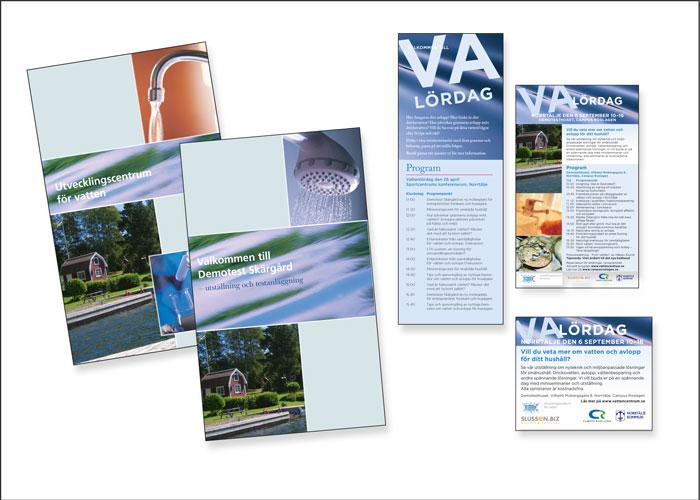 folder för Utveckling Centrum för Vatten